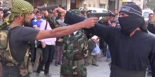 Perang Antar Teroris Meletus di dekat Aleppo Barat