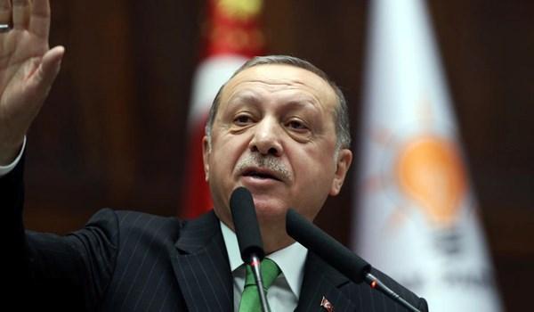 Erdogan: Turki Tidak Akan Berhenti di Suriah, Manbij dan Idlib Selanjutnya