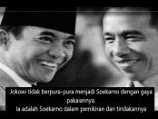 Sokarno dan Jokowi