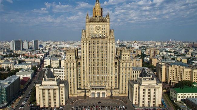MEMANAS! Rusia Usir 23 Diplomat Inggris