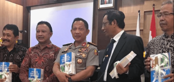 Mahfud MD, Tito Cocok jadi Cawapres