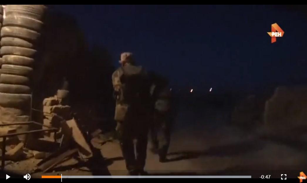 Militer_Suriah_Evakuasi _Dua_Anak_Saat_Ditembaki_Terori