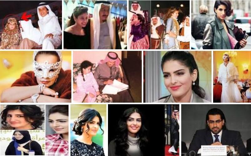 Hakim Prancis Keluarkan Surat Perintah Penangkapan Putri Raja Salman
