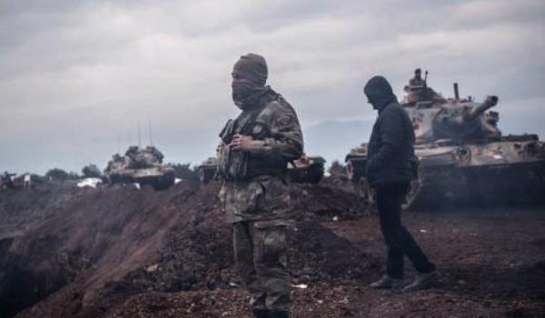 Suriah-Turki Diujung Konfrontasi di Utara Aleppo