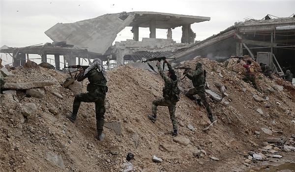 Puluhan Teroris Jeish Al-Islam Tewas dalam Bentrokan dengan Tentara Suriah