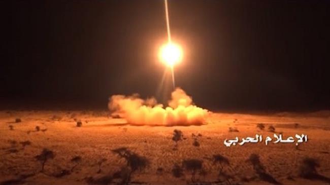 Rudal Yaman Hantam Pangkalan Udara Saudi di Jizan