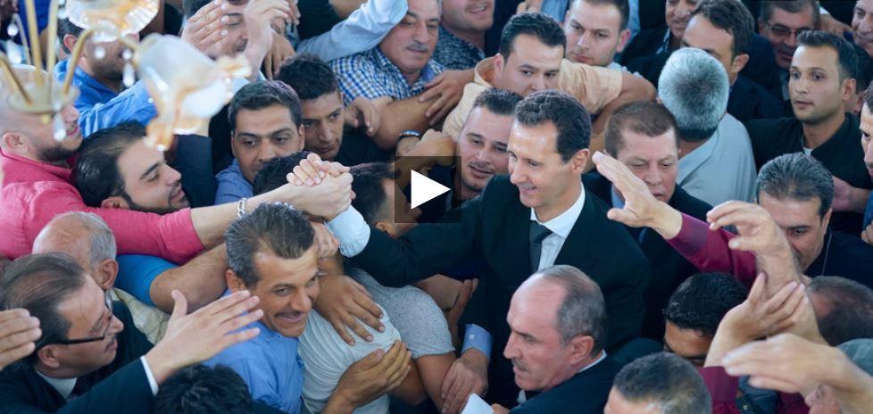 Bangsawan Inggris: Mayoritas Rakyat Suriah Dukung Assad Tapi BBC Menyembunyikannya