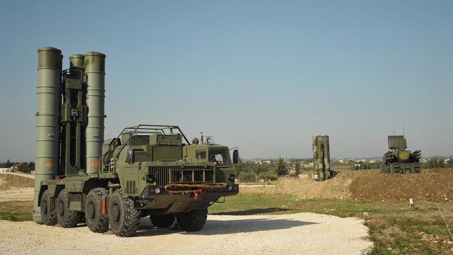 Pertahanan Udara Rusia Gagalkan Serangan ke Bandara Khmeimim