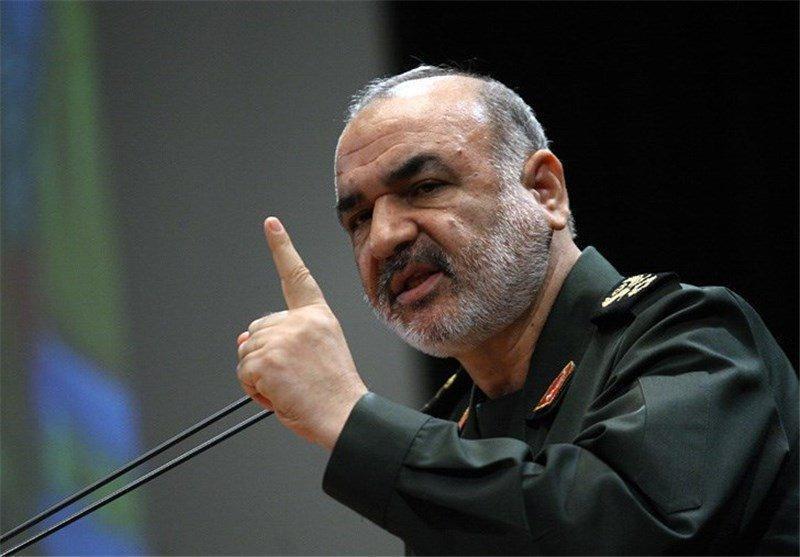 Iran Ancam Israel: Tangan Kami Siap Tekan Tombol Rudal
