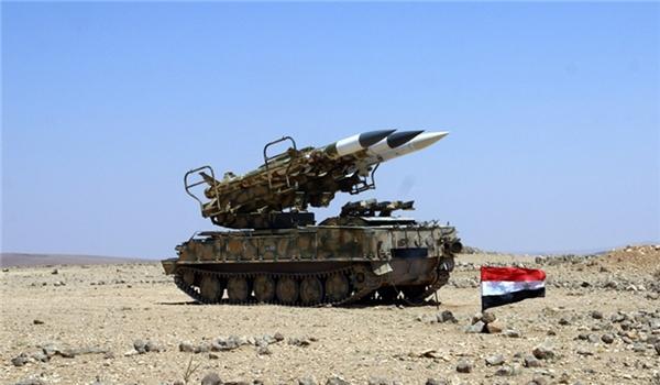 Dua Rudal Tomahawk yang Tak Meledak Dinonaktifkan Sistem Pertahanan Suriah