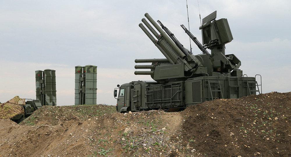 Militer Suriah Pamerkan Sistem Pertahanan Udara Buatan Rusia: VIDEO