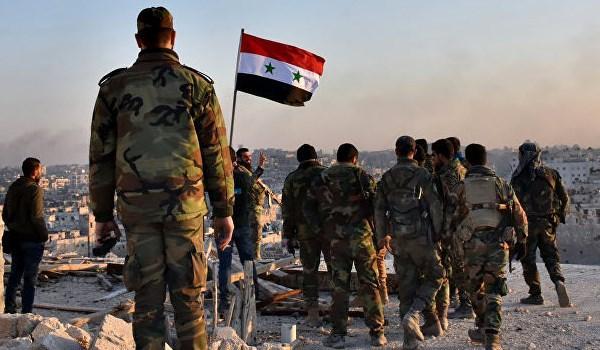 Qalamoun Timur 100 Persen Dibebaskan dari Teroris