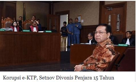Kasus E-KTP