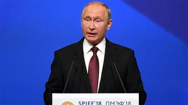 Putin: Sanksi AS atas Iran Hasilkan Konsekuensi Berbahaya