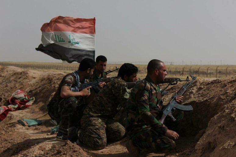 Tentara Irak Gagalkan Upaya Penyusupan Sekelompok Teroris ISIS