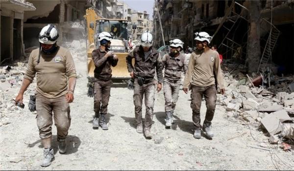 White Helmets Rencanakan Serangan Kimia Palsu di Suriah Selatan