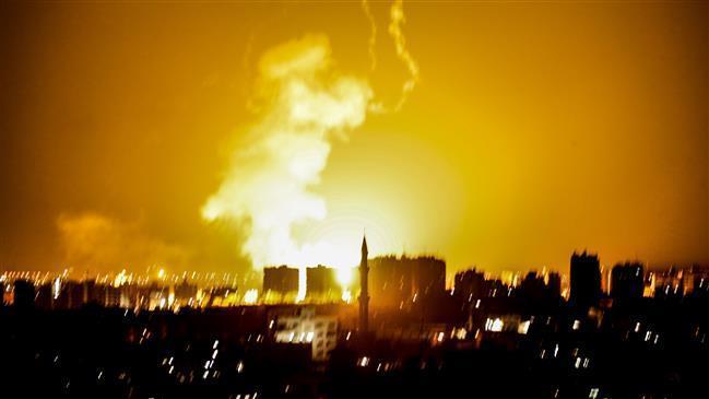 Palestina Tembakkan Tiga Roket Pembalasan ke Israel