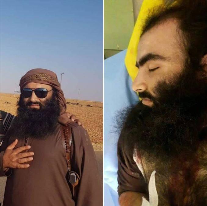 Komandan Tingkat Tinggi Teroris Dibunuh di Aleppo