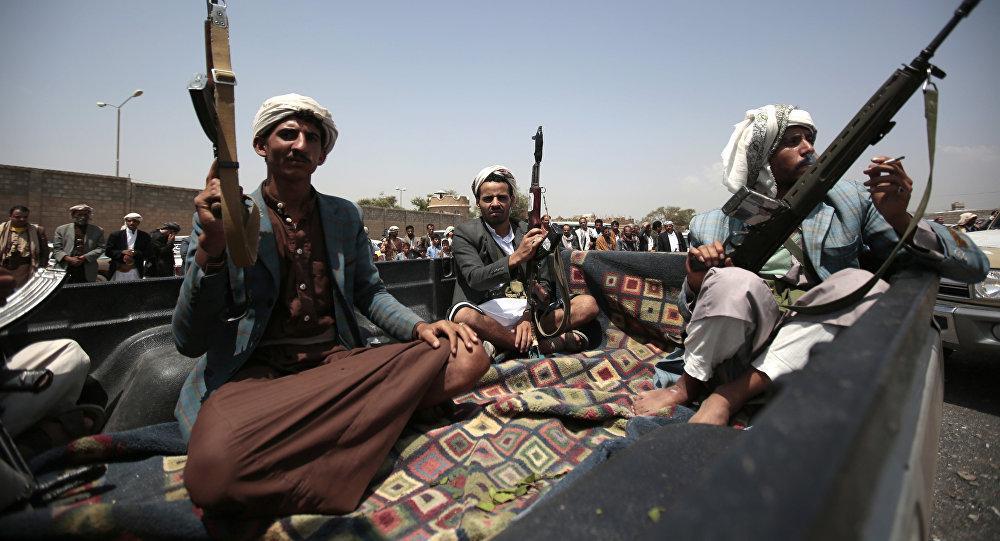 Saudi Klaim Tembak Jatuh Rudal Yaman yang Menarget Ibukota Riyadh