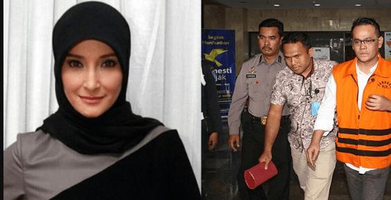 Selain Tangkap Kalapas Sukamiskin, KPK Amankan Artis Cantik Inneke Koesherawati