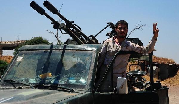Tentara Suriah di Ambang Kontrol Penuh atas Wilayah Dara'a Utara
