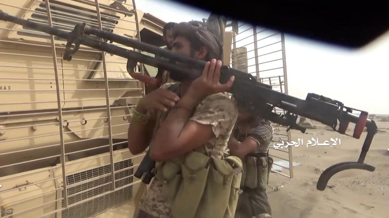 Pasukan_Houthi_Rebut_Kendaraan_Lapis_Baja_UEA
