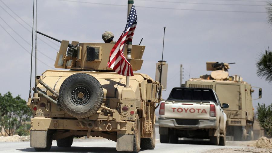 ISIS Tumbuh Subur di Wilayah yang Dikuasai Sekutu AS