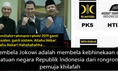 Mardani Ali Sera dan Ismail Yusanto HTI