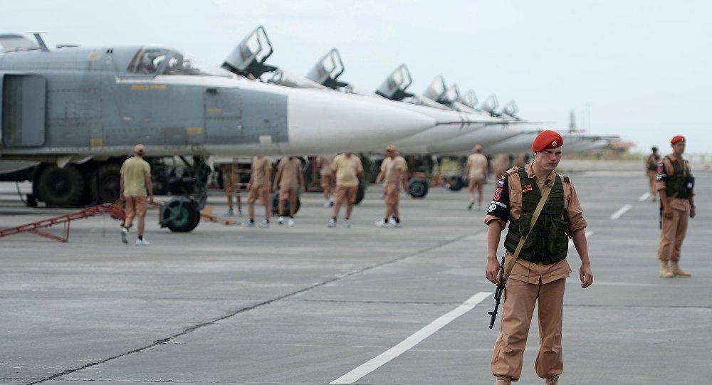 Rusia Akan Tingkatkan Sistem Kontrol Otomatis di Suriah