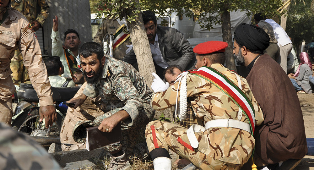 Iran Bersumpah Berikan Tanggapan Menghancurkan pada AS dan Israel