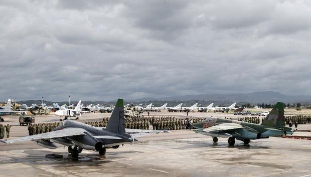 Rusia Tutup Lalu Lintas Udara Suriah Pasca Serangan Israel ke Latakia