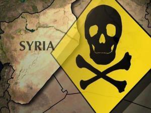 Propaganda Serangan Kimia di Idlib