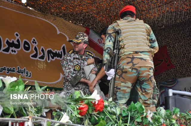 VIDEO dan Gambar Serangan Teroris ke Parade Militer di Ahvaz - Iran