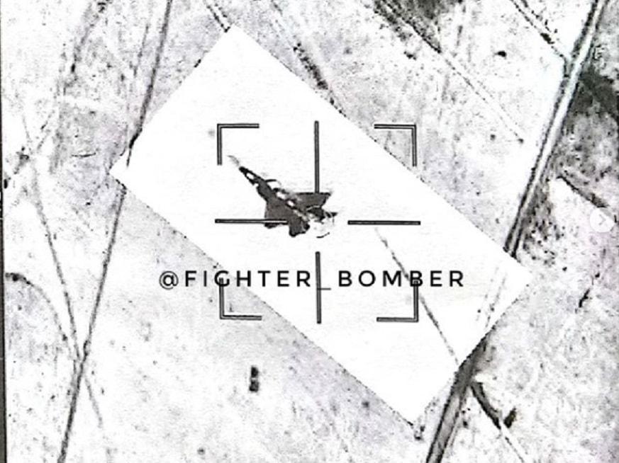 Bomber S-35 Rusia Cegat Raptor F-22 AS di Suriah