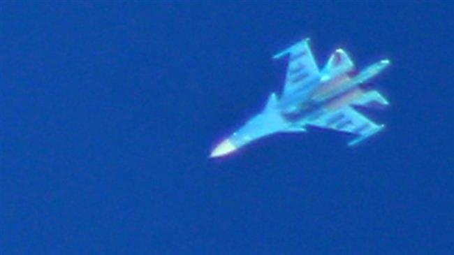 AS  Sanksi China Karena Beli Jet Tempur Rusia