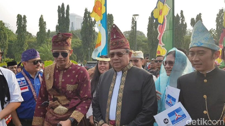 SBY 'WalkOut' Deklarasi Kampanye Damai, KPU: Kami Tak Bisa Atur Diluar Karnaval