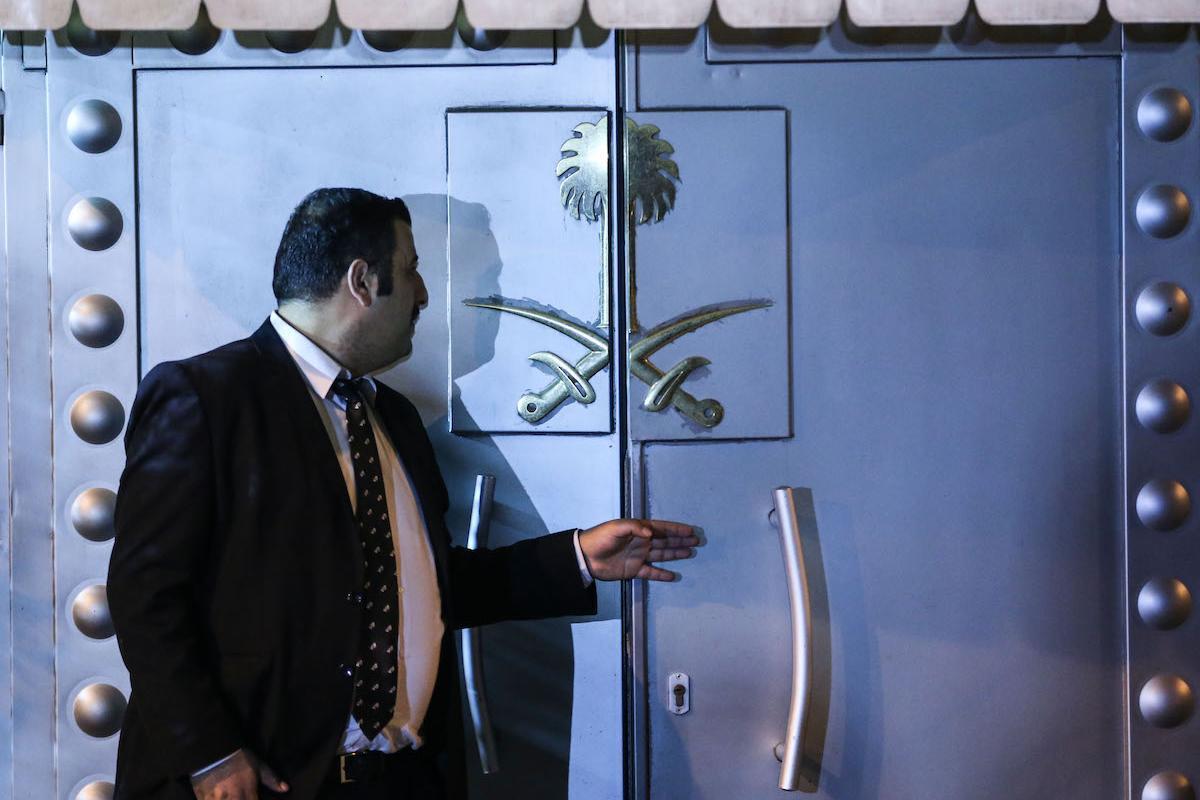 Konsul Jendral Saudi Tinggalkan Istanbul Menuju Riyadh