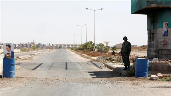 Suriah-Yordania Sepakat Buka Kembali Perbatasan Kedua Negara