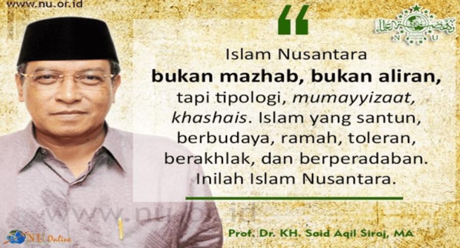 Wabup Aceh Tolak Islam Nusantara, Ini Jawaban Pedas PBNU