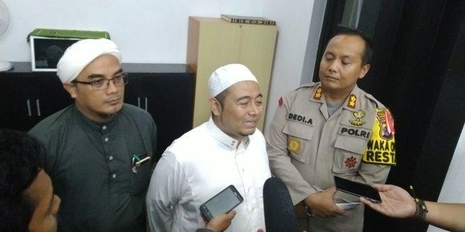 Polri: Valeria Donna Donovan Sengaja Sebar Hoax Habib Umar Ditangkap