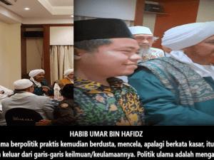 Pesan Habib Umar Bin Hafidz Yaman