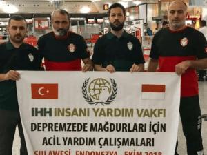 Relawan IHH Turki