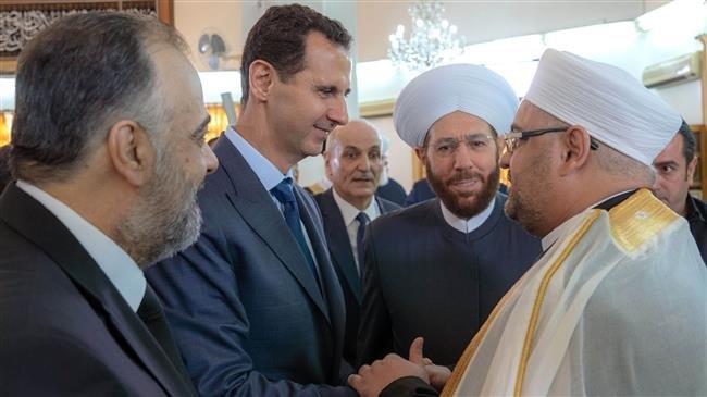 Suriah Sahkan UU Larang Ulama Mengobarkan Perpecahan Sektarian