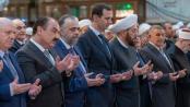 Bashar Assad dan Ulama Suriah Peringati Maulid Nabi SAW