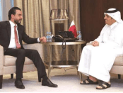 Jubir Parlemen Irak dan Emir Qatar