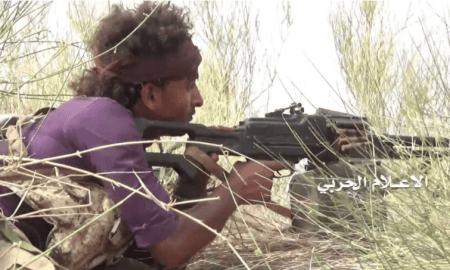 Pejuang Houthi, Yaman
