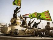 Tentara Hashd Al-Shaabi