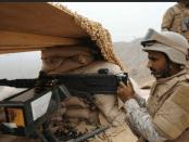 Tentara Saudi di Yaman