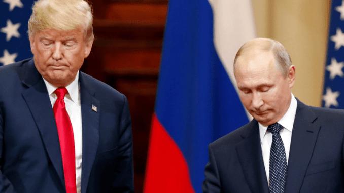 Trump Batal Ketemu Trump di KTT G20