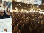 Warga Tunisia Demo Tolak kedatangan Putra Mahkota Saudi